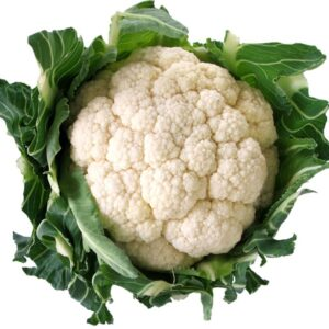 Cauliflower (1pc) 100% Organic