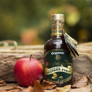 Apple Orchard Syrup Organic