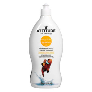 Attitude – Washing Up Liquid Citrus 700ml