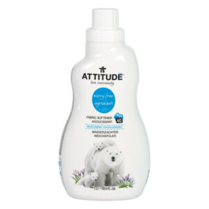 Attitude Fabric Softener 40 Loads Wildflowers 1L