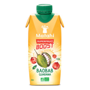 Baobab & Guarana 330ml - Matahi