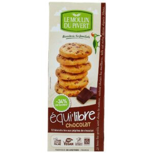 Chocolate Chip Biscuit Pk12