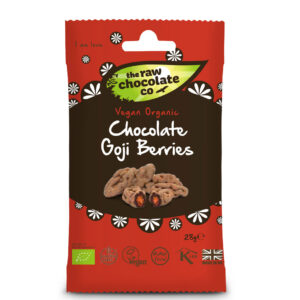 Chocolate Goji Berries 28g