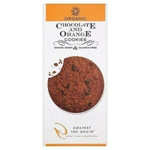 Chocolate Orange Cookies Organic