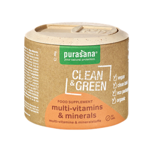 Clean Green Multi vitamins Minerals