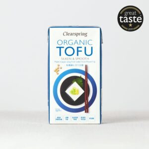 Clearspring Long Life Tofu Org