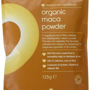 Cocoa powder with Maca Organic 125g
