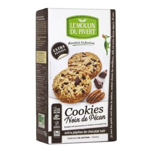 Cookies With Pecan And Choc Chip
