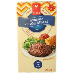 Spicy Vegan Steak 2 Pieces