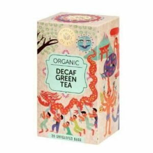 Decaf Green Tea Organic Ministry of Tea