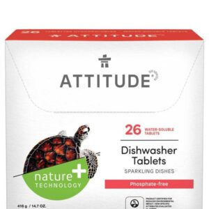 Dishwasher Tablets Nature Pk26