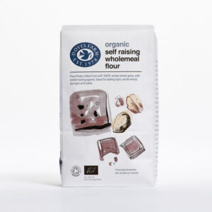 Doves Farm Food Self Raising Wholemeal Flour Org