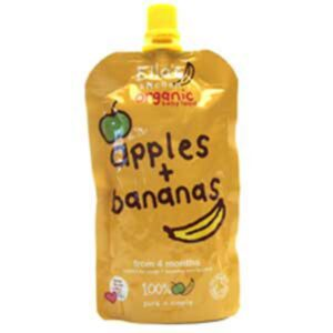 Ellas Kitchen Apple Banana Baby Food 120g
