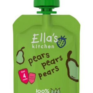 Ellas Kitchen Baby First Tates Pears Pears Pears 70g