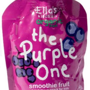 Ellas Kitchen Smoothie Fruit The Purple One 90g
