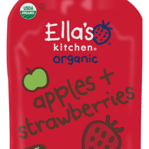 Ellas Kitchen Strawberries Apple Baby Food 120g