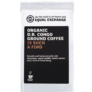 Equal Exchange D.R. Congo Ground 227g