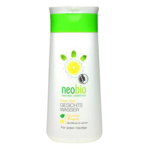 Fresh skin facewash Organic Peppermint & Lemon Neobio