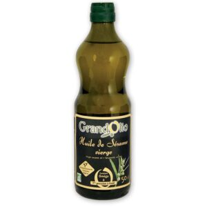 GO VIRGIN SESAME OIL
