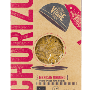 Ground Mexician Chorizo Terra Vegane