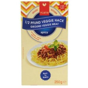 Ground Vegan Meat Spicy
