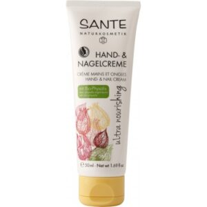 Hand Nail Cream Cream Ultra Nourishing 50ml Sante