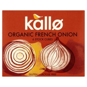 Kallo Stock Cubes French Onion