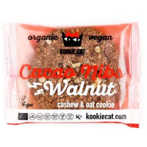 Kookie Cat Cacao Nibs & Walnut