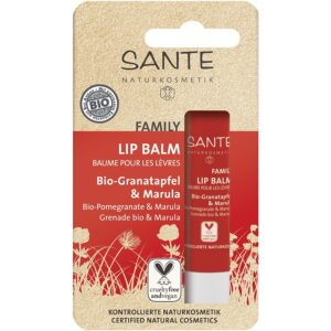 Lip Balm Pomegranate & Marula – Sante
