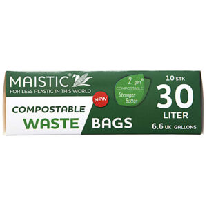Maistic Gen Compostable Waste bag 30Ltr 10S