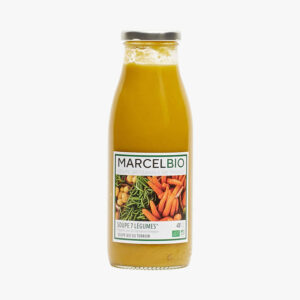 Marcel Bio Seven vegetable soup