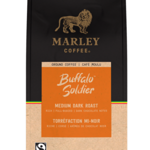 Marley Coffee Buffalo Soldier 227g Filter