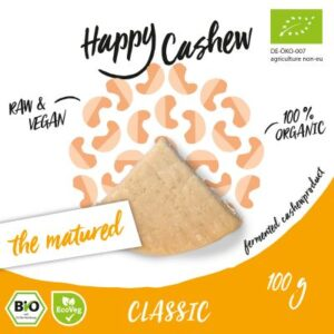 Matured Cheese - Organic Classic - 100g - Happy Cashew