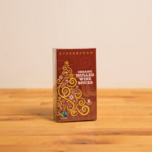 Mulled Wine Fairtrade organic Sachets