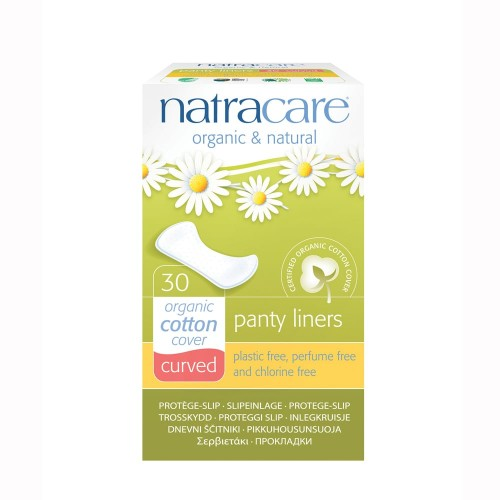 Natracare Cotton Panty Liners