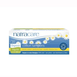 Natracare - Cotton Tampons Regular