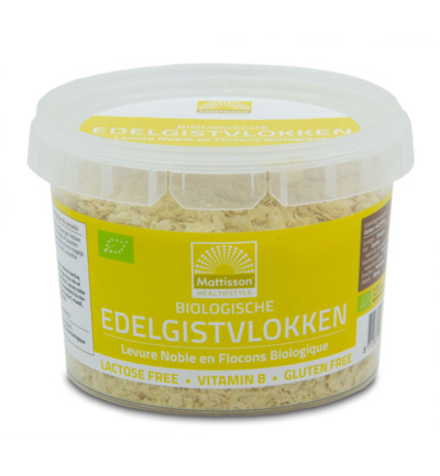 Nutritional Yeast Flakes organic 60g