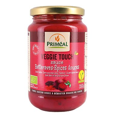 Organic Beetroot Sweet Spices Sauce 350g