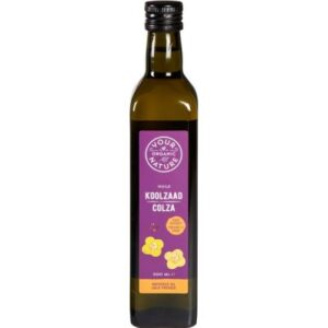 Organic Rapeseed Oil 500ml