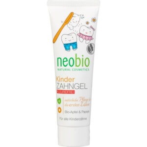 Organic Toothpaste for Children - Neobio