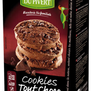 Organic chocolate cookies 175g