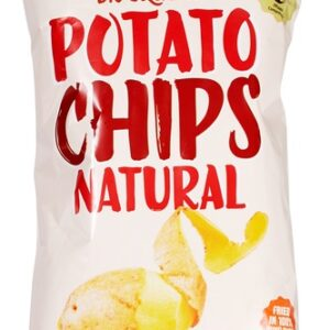 Potato Chips Natural Salted - Trafo 110g