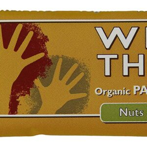 Raw Paleo Bar Nuts Seeds