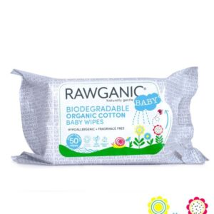 Rawganic Baby Wipes