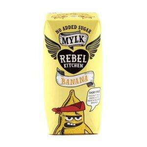 Rebel Kitchen Banana Mylk 250ml