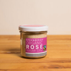 Rose Sugar Fairtrade organic