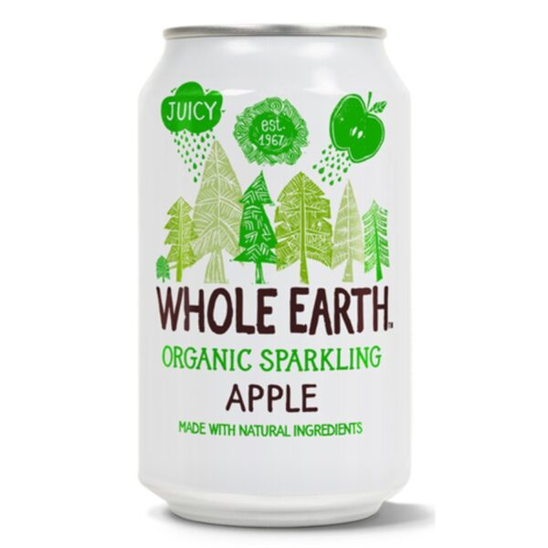 Sparkling Apple Whole Earth