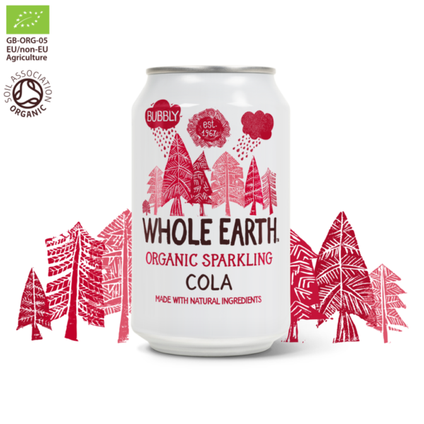 Sparkling Cola Whole Earth