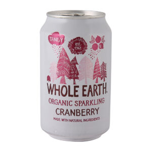 Sparkling Cranberry Whole Earth