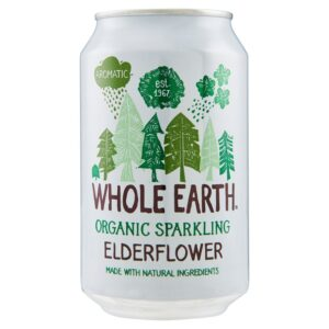 Sparkling Elderflower Whole Earth